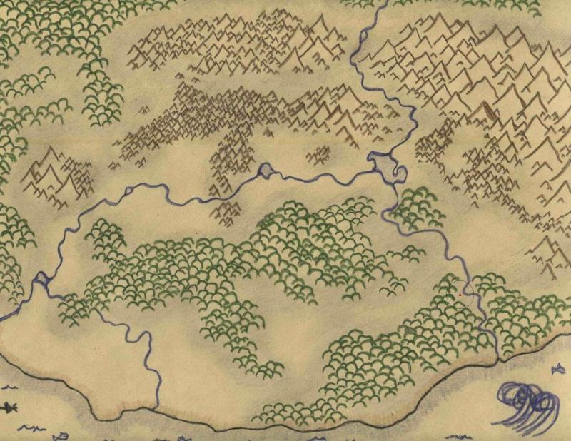 La carte du Royaume. Map_ro11