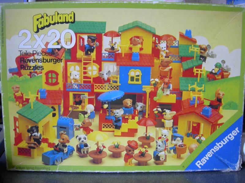 Fabuland (LEGO) - 1979-1989 Dscn3113