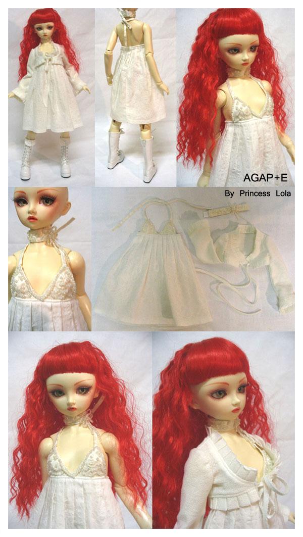 [AGAP+E] Robe sirène pour Monster high (p.10) 06/07 Agape_12