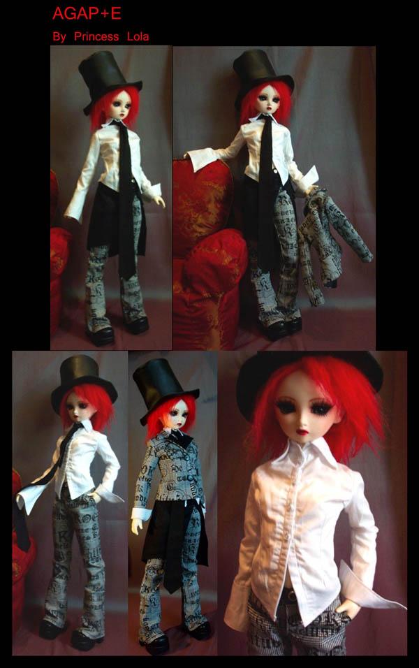 [AGAP+E] Robe sirène pour Monster high (p.10) 06/07 Agape_15
