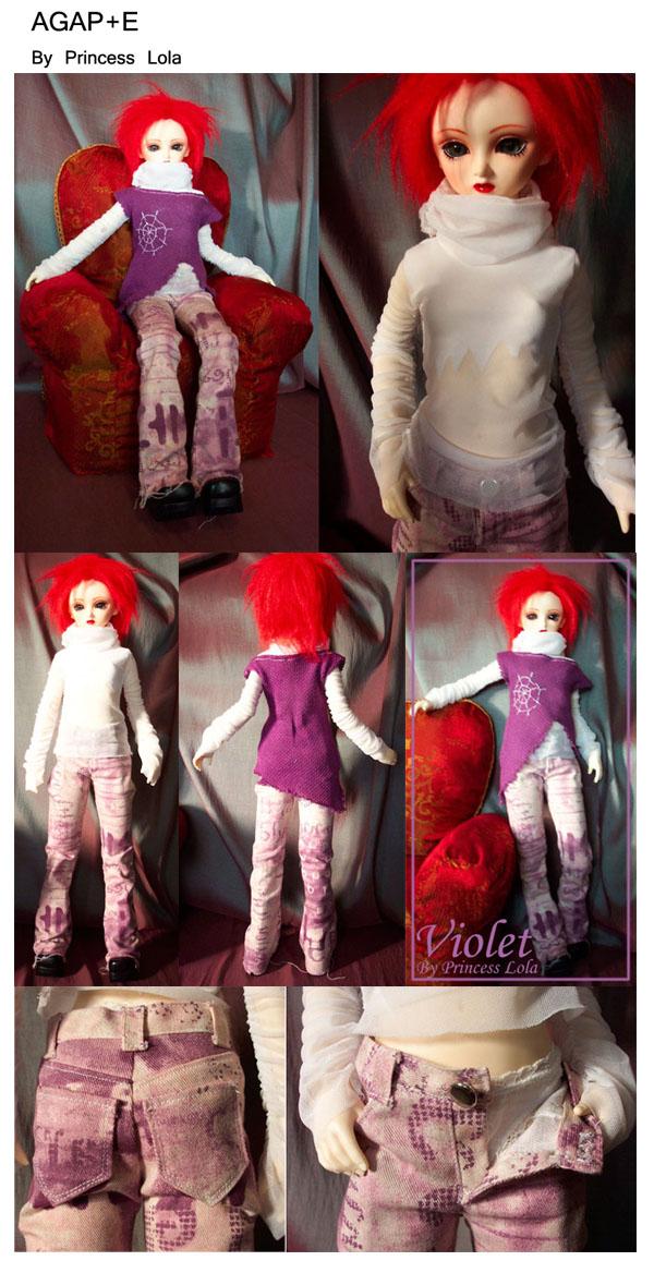 [AGAP+E] Robe sirène pour Monster high (p.10) 06/07 Agape_16