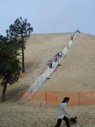 Dune du Pilat(33) (La plus haute dune de sable d ' Europe) Mescal10