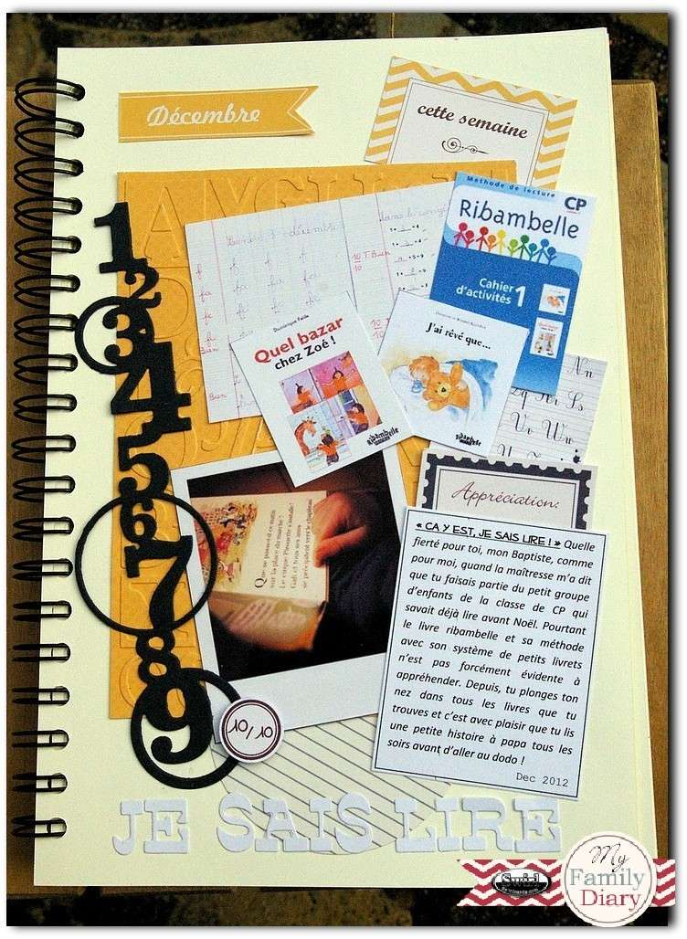 ** Family Diary - AURORE  ** Maj du 23/11/13 Je_sai10