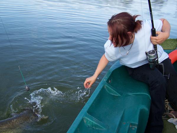Une pêche en famille Peche112