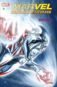 Marvel Universe 3 - Juin 2007 258610