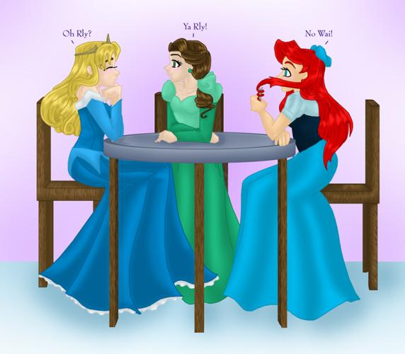 Princesses Disney - Page 3 84843510