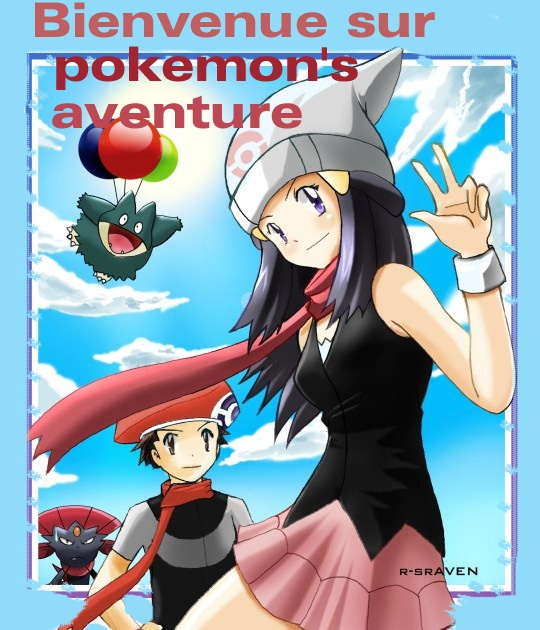 Pokemon's Aventure