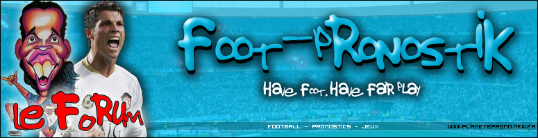 Foot-Pronostik'