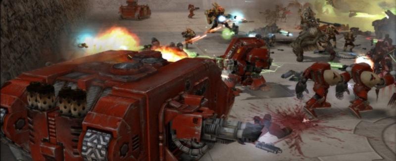 warhammer 40.000 - dawn of war
