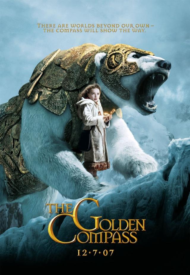 Zlatý kompas Poster10