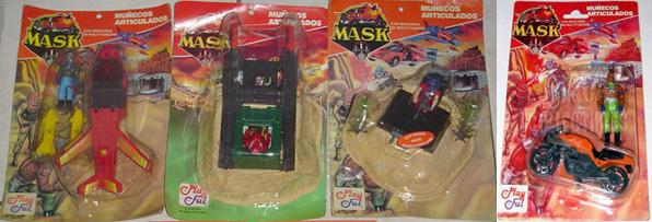 M.A.S.K. (Kenner/PlayFul) 1985-1988 Argent10