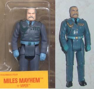 M.A.S.K. (Kenner/PlayFul) 1985-1988 Mayhem11