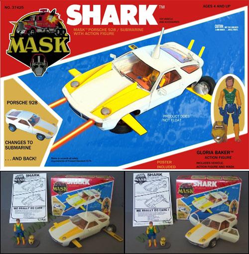 M.A.S.K. (Kenner/PlayFul) 1985-1988 Sharkb10