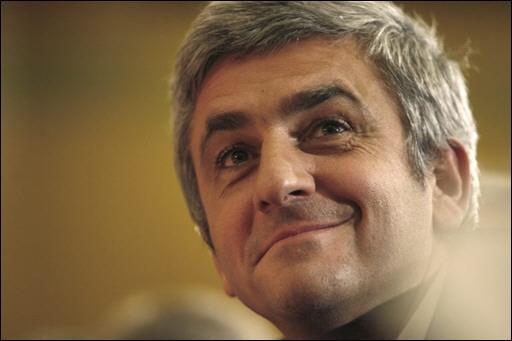 Nouveau Centre : Hervé Morin prévoit entre 22 à 25 députés Herve_10