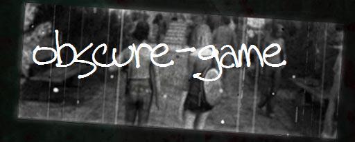 Tout sur le jeu vidéo Obscure !