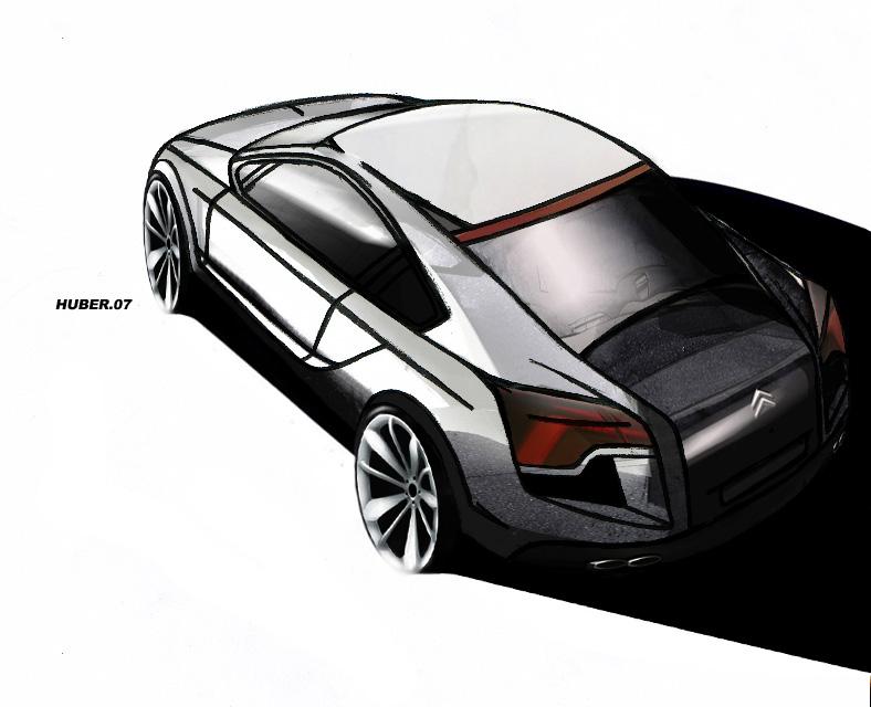 201? - [RUMEUR] Citroën C5 Coupé [X75] C5_cou10