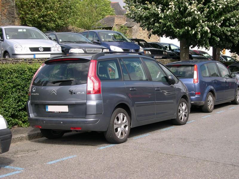 [Photos] Les Citroën croisées dans la rue Dscn0410