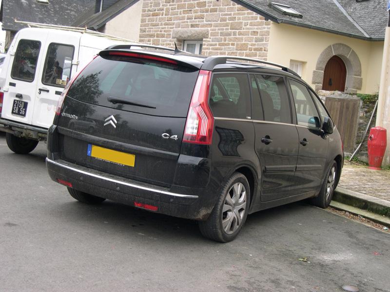 [Photos] Les Citroën croisées dans la rue Dscn0611