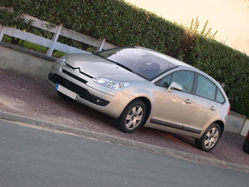 [Photos] Les Citroën croisées dans la rue Dscn0710