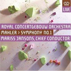 Mahler- 1ère symphonie 51dwbg10