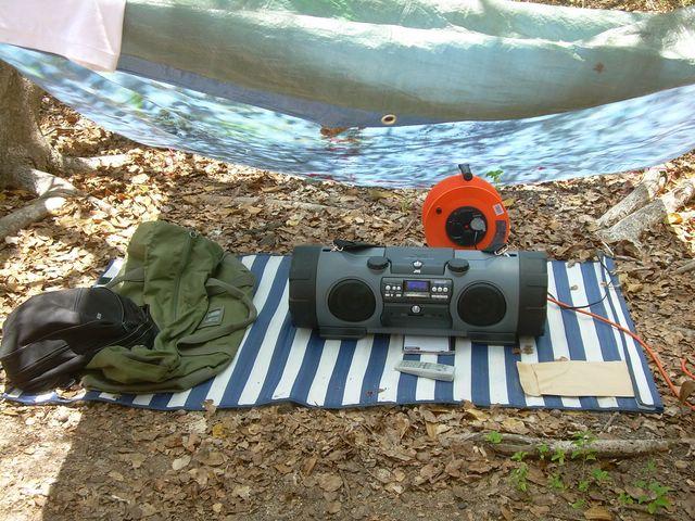 Hamac Party sur l'îlet Chevalier le 06 Mai 2007 !!! Dscn0410