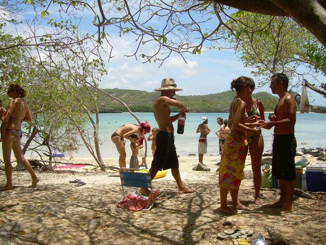 Hamac Party sur l'îlet Chevalier le 06 Mai 2007 !!! Dscn0510