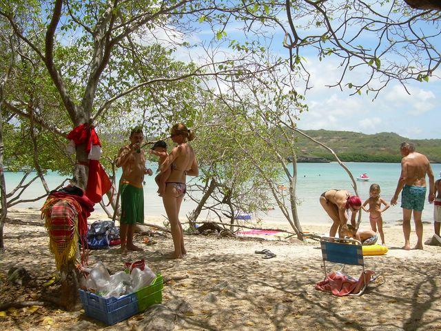 Hamac Party sur l'îlet Chevalier le 06 Mai 2007 !!! Dscn0511