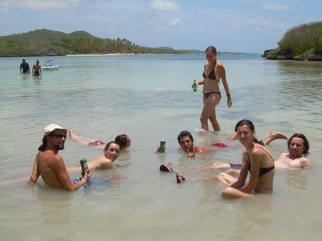 Hamac Party sur l'îlet Chevalier le 06 Mai 2007 !!! Dscn0513