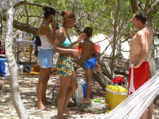 Hamac Party sur l'îlet Chevalier le 06 Mai 2007 !!! Dscn0516