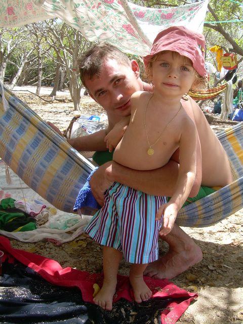 Hamac Party sur l'îlet Chevalier le 06 Mai 2007 !!! Dscn0525