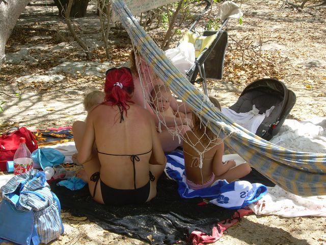 Hamac Party sur l'îlet Chevalier le 06 Mai 2007 !!! Dscn0526