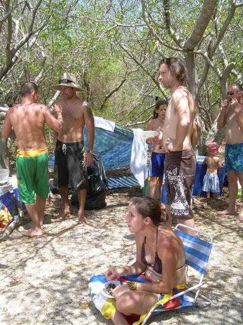 Hamac Party sur l'îlet Chevalier le 06 Mai 2007 !!! Dscn0527