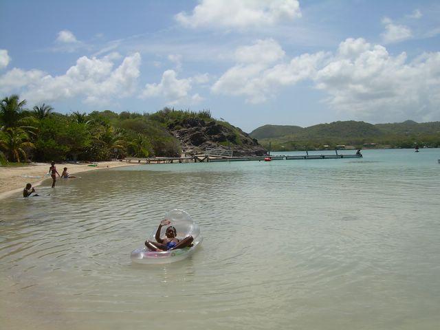 Hamac Party sur l'îlet Chevalier le 06 Mai 2007 !!! Dscn0528