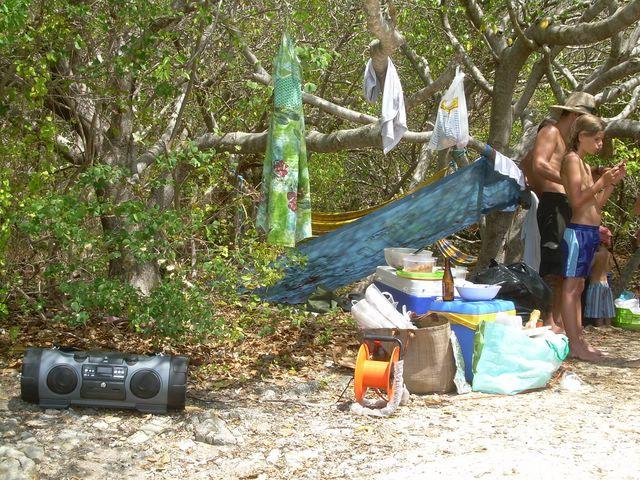Hamac Party sur l'îlet Chevalier le 06 Mai 2007 !!! Dscn0532