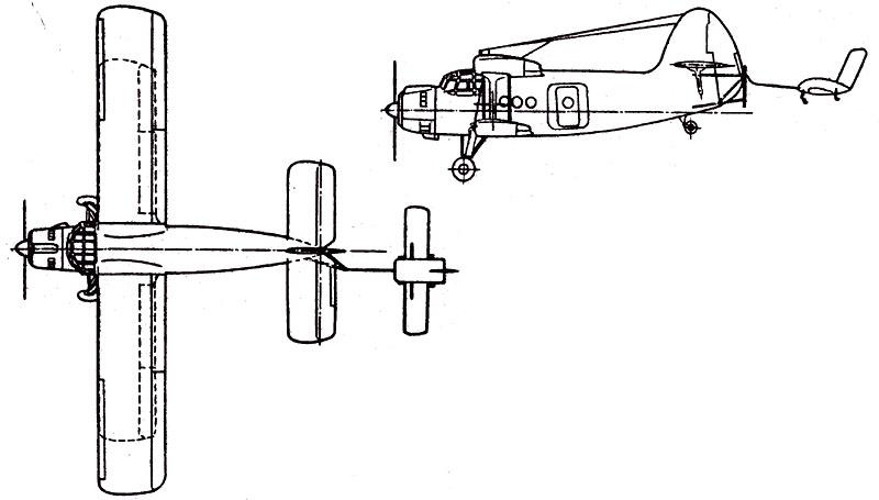 Quelques prototypes soviétiques méconnus ... An2-bo10