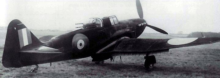 Profil d'avions Defian12