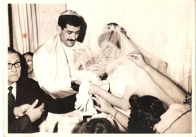 LE MARIAGE HIER ET AUJOURD'HUI Z0000610