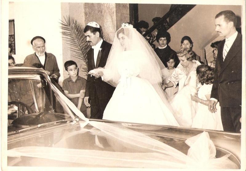 LE MARIAGE HIER ET AUJOURD'HUI Z10