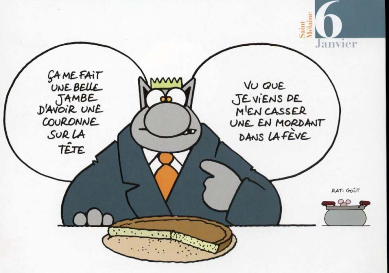 Philippe Geluck Chat10