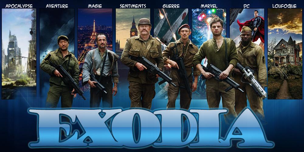 Exodia - crossover / voyage dans les univers parallèles, espace, temps Exodia13