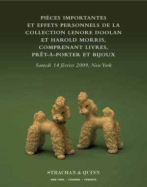 Leanne Shapton : pièces importantes et effets personnels de la collection Lenore Doolan et Harold Morris... Pieces12