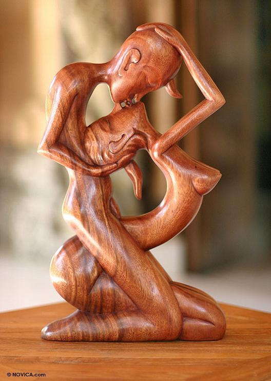 Sculptures en vrac Fusta10