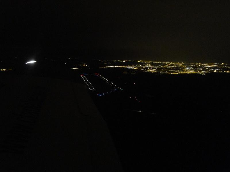 Quelques photos: Vol de nuit Dsc03316