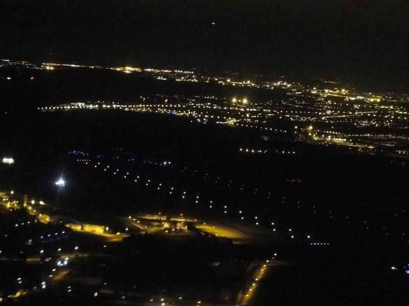Quelques photos: Vol de nuit Dsc03410