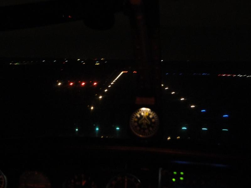 Quelques photos: Vol de nuit Dsc03411