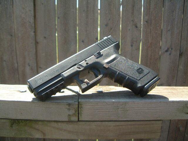 Nouveau Glock 2007, le 21SF. Dscf0810