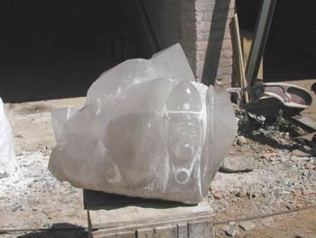 Sculpter le quartz ? Lasage14
