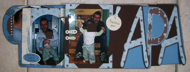 Thème imposé fête des pères - TERMINE- Bravo Ganacca Cimg5417