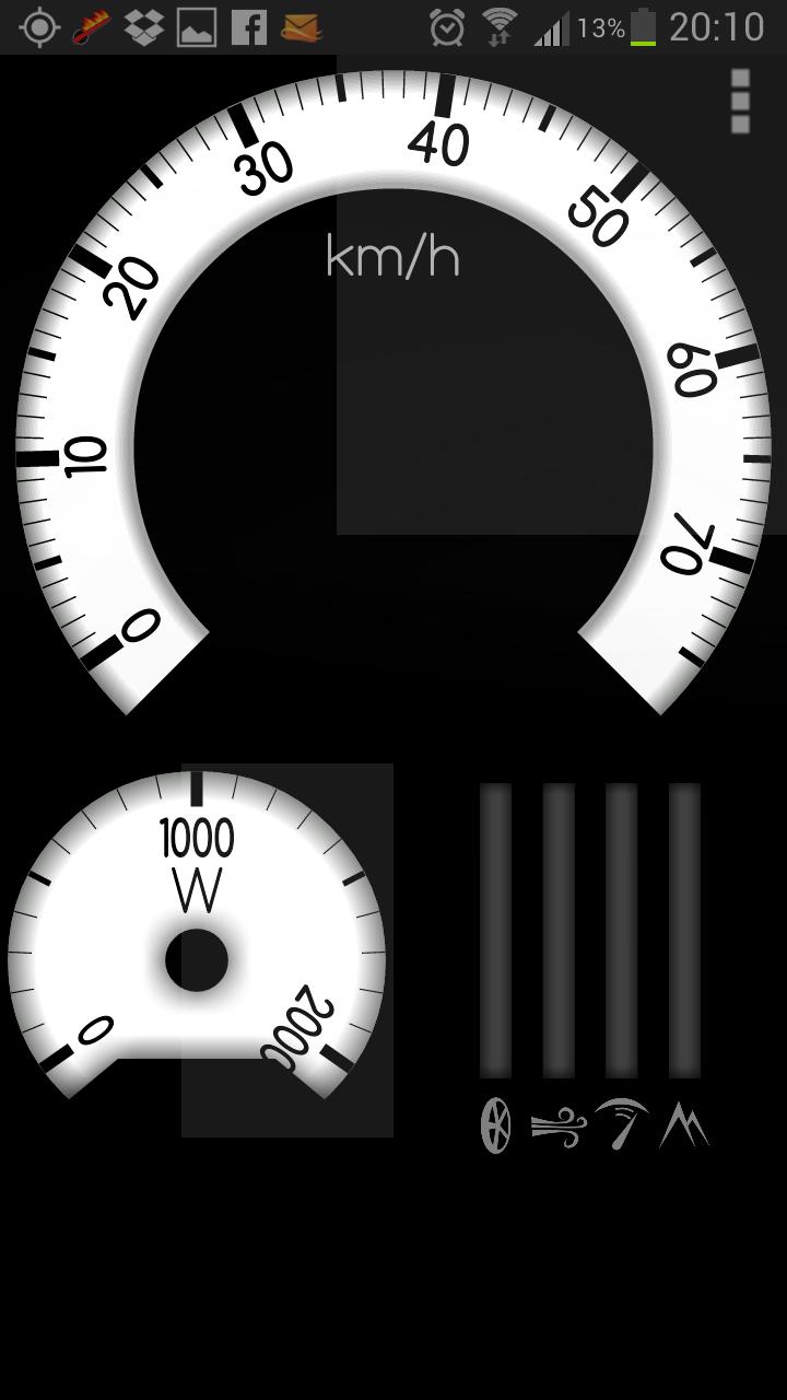 SpeedoDyno - compteur de vitesse et dynamomètre pour Android 2013-010