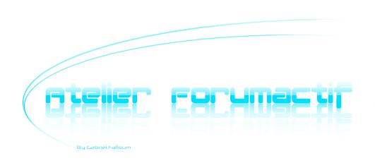 Atelier Forumactif